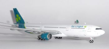Airbus A330-300 Aer Lingus New Livery Gemini Jets Model Scale 1:400 GJEIN1853 EI-EDY  E